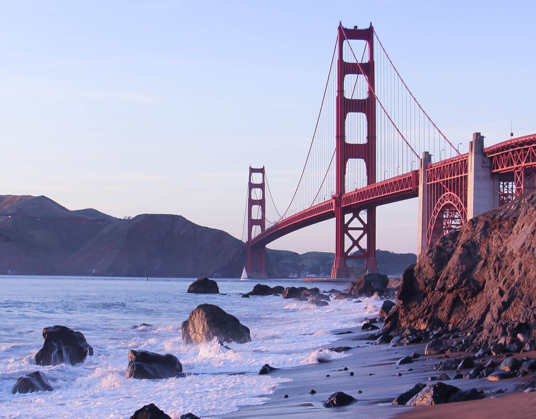 golden gate bridge pictures